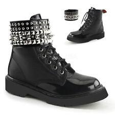 Demonia Low Heel (3/4 in. to 1 1/2 in.) Boots for Women
