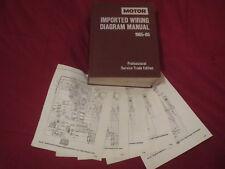 1985 1986 mercedes benz 190 300 300sd 380 500 380sl wiring diagrams  schematics