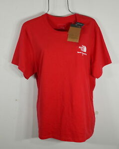 The North Face Women's T shirt XL Texas State Pride Red NWT