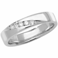 Anillos de joyería anillo con piedra de oro blanco diamante