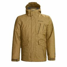 COLUMBIA STEEP SLOPE  3 IN 1 PARKA NWT MENS 2XLARGE     $260