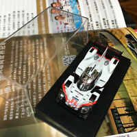 New 1/64 Spark Porsche 919 Hybrid #2 Car model LMP Team Le Mans Winner 2017 Y112