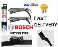 VW Golf Mk5 |2003-2010| All Models Bosch Aerotwin Front Wiper Blades |Pair| NEW