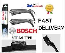 VW Golf Mk5 |2003-2010| All Models Bosch Aerotwin Front Wiper Blades |Pair| NEW