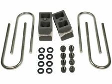 For 1997 Ford F-250 HD Suspension Leaf Spring Block Kit Rear 33864DQ 4WD