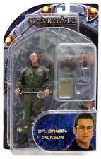 Diamond Select Toys Stargate Sg 1 Series 1 Dr. Daniel Jackson Prototype Action Figure