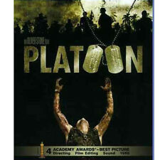 Platoon Dvd Oliver Stone, Willem Dafoe - Perfect