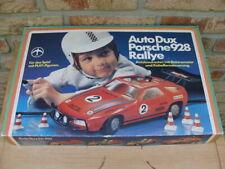 """Auto Dux 810 - Modellbauset Porsche 928 Rallye m.Motor """"70er Sammlung"""" - RAR!"""