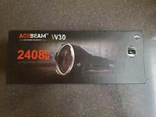 Acebeam W30 4000K LEP Flashlight 500 lumen brand new.