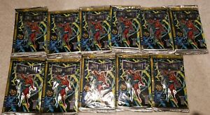 Image/Valiant Deathmate Trading Cards lot of 9 packs, Brand new!