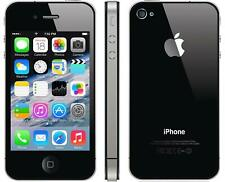 "Apple iPhone 4 Smartphone 8GB 16GB 32GB 3.5"" Various Networks - Black/White"