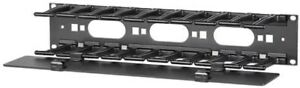 APC Rack Cable Management Kit Components Other AR8600A, Black