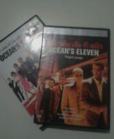 Dvd   pack de dos ocean 's eleven y twelve
