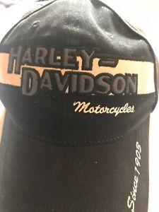 Harley Davidson Trucker Hat Cap Motorcycles Mens
