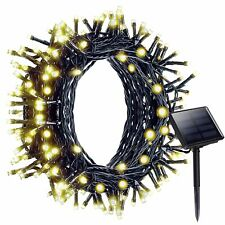 200 Led Solar Powered Litom Bright String Light Outdoor PARTY EASTER