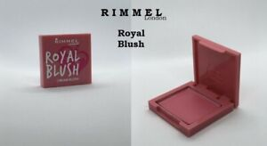 Rimmel London Royal Blush Cream Powder- 002 Majestic Pink
