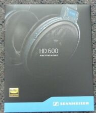 Sennheiser HD 600 Hi-Res Audio Open Back Headphones