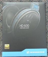 Sennheiser HD 600 Hi-Res Audio Open Back Headphones