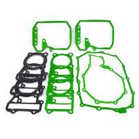 Cylinder Gasket Engine Case Cover Kit For Honda XL600 VLX600 VT600C Shadow 600