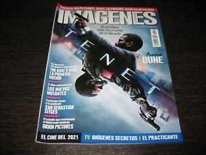Magazine Pictures El Thriller Tenet- Film Del 2021 Nº 411 SEPTIEB.2020