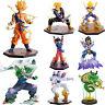 Dragon Ball Z DBZ Super Saiyan Son Goku Vegeta Anime PVC Figure Collection jouet