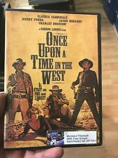 Once Upon A Time In The West- Charles Bronson Dvd - Very Good Condition