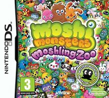 Moshi Monsters Moshling Zoo - Nintendo DS - CART ONLY