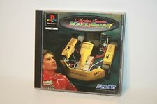 AYRTON SENNA _ KART DUEL _  SONY PLAYSTATION _ PS1 _ PAL _