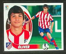 2012-13 Panini Coleccionnes Liga Este Oliver Torres Atletico Rookie sticker