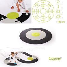 Hoppop 34130012 tapis de jeu et d'éveil gris / lime