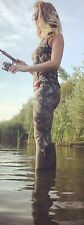 Country Clothing Leggings Realtree Camo Pattern Brand New Size 6-16
