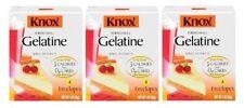 Knox Original Gelatin Unflavored 3 Box Pack