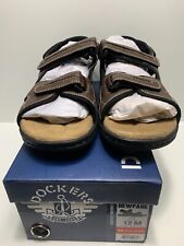 Dockers Mens Newpage Casual Comfort Outdoor Sport Adjustable Sandal Shoe Size12M