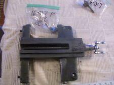 "Heavy Cast Iron/Steel Saddle Assembly 12"" Sears Craftsman Metal Lathe #101.07403"