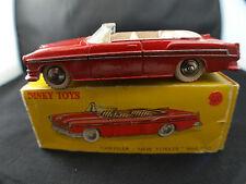 Dinky Toys F n° 24A Chrysler New Yorker 1955 en boite