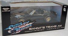 ERTL 1/18 1977 Pontiac Firebird Trans-Am SMOKEY & the BANDIT American Muscle Car