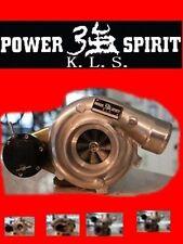 KLS POWER SPIRIT GT2860 RS 400HP TURBOCHARGER TURBO GT28 T2 SR20 CA18 4AGE