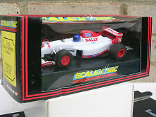 Scalextric C693 Sally Traghetti F1: MONOPOSTO Racer: ottime: NUOVA: non usato: eccezionale!!!
