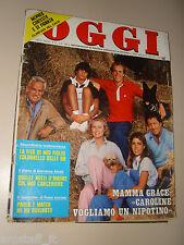 OGGI=1980/23=GRACE KELLY=GIOVANNA AMATI=PIETRO MENNEA=BRUNO SEGHETTI=OPEL KADETT