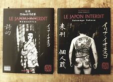 "Irina Ionesco "" le Japon Interdit"" - tatouage Yakusa - 17hc/100 - Livre D'art"
