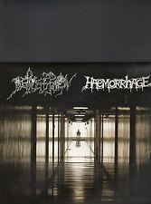 HAEMORRHAGE / DEPRESSION - split LP