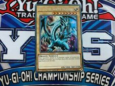 Yugioh, CT14-EN002, Blue-Eyes White Dragon, Limited Edition, Secret Rare, Nm