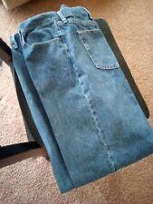 Wrangler Mens Blue Jeans 42x30 Regular Fit