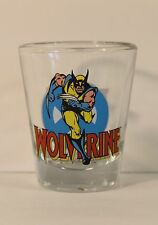 Wolverine Marvel Mini-Glass 'TOON TUMBLER Shot Glass