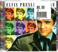 ELVIS PRESLEY LIVE ** Sealed CD (UK)
