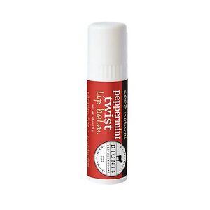 Peppermint Twist Lip Balm Dionis Goat Milk Skincare New .28 oz Tube USA Made