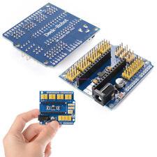 Arduino Nano V3.0 I/O Expansion Board Micro Sensor Shield Module UNO R3 Leonardo