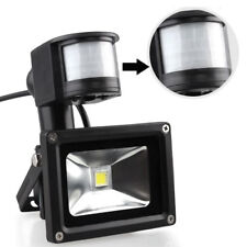 50W LED PIR Motion Sensor Flood Light Outdoor Landscape Spot Lamp Body Security