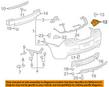 Chevrolet GM OEM 10-13 Camaro Rear Bumper-Filler Panel Left 20945029