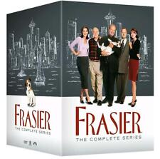 Frasier: The Complete Series DVD Season 1-11 Boxed Set Sealed New Free shipping